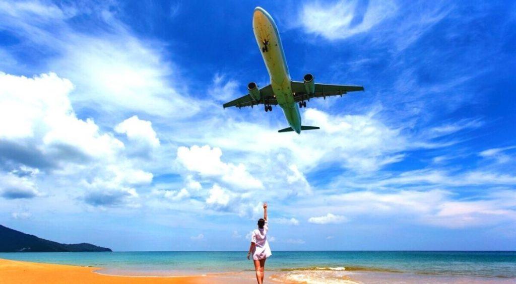 """""""Аэрофлот"""" возобновляет рейсы на Пхукет."""