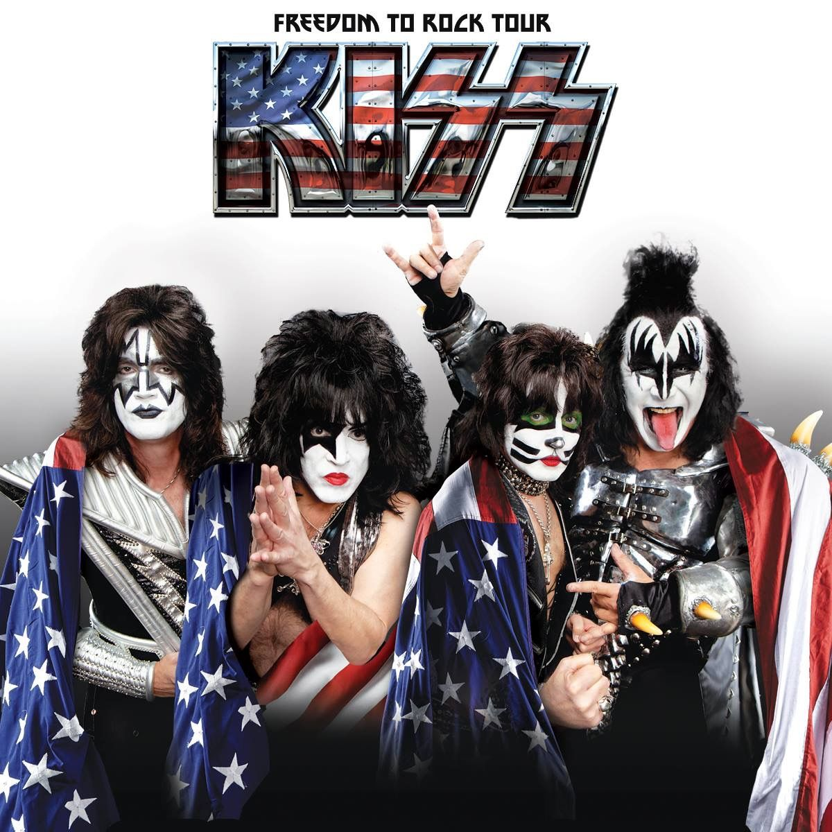Легендарная группа KISS в ATLANTIS THE PALM 31.12.2020!!!