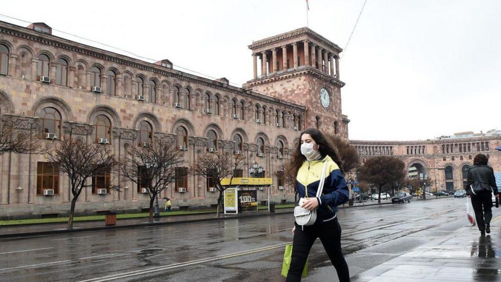 Правила въезда в Армению.